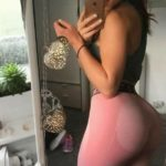 beau cul en leggings